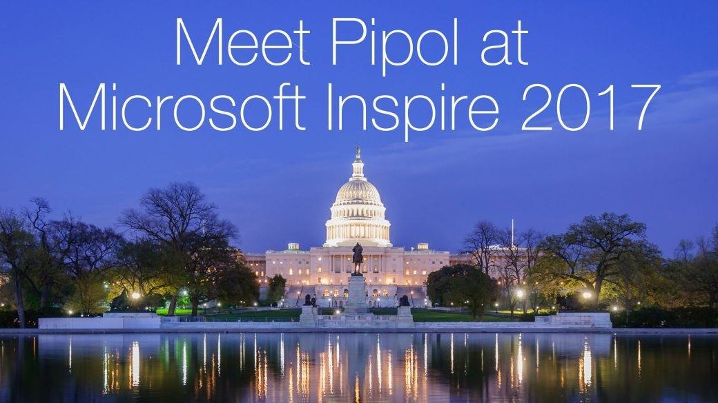 Will we see you at Microsoft Inspire?