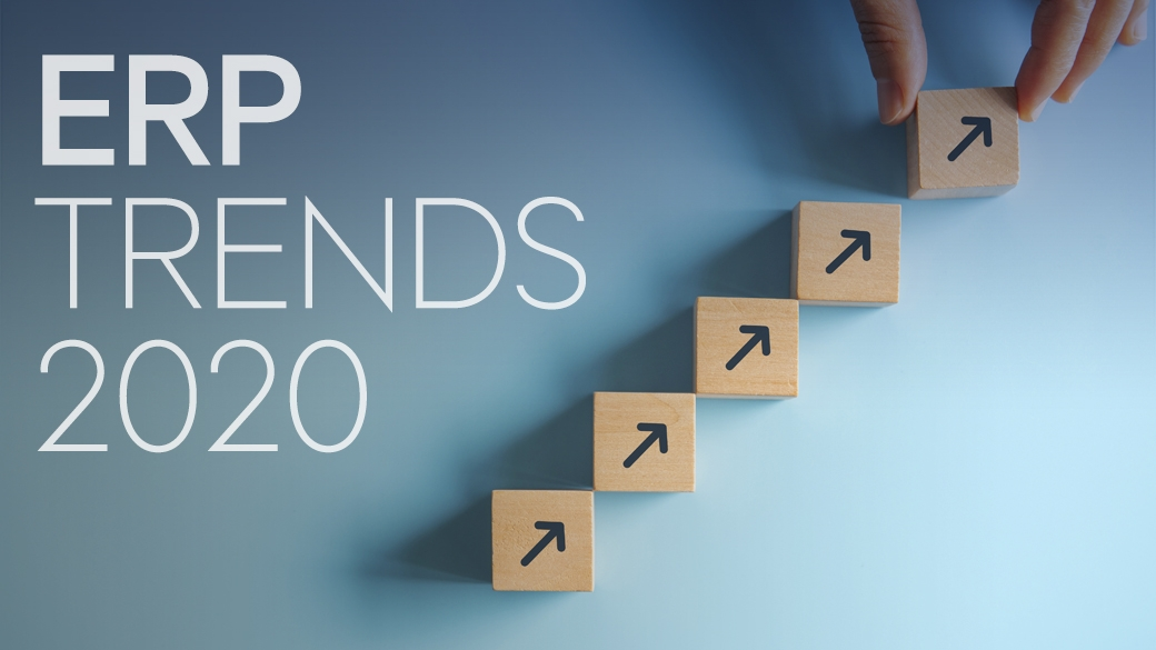 ERP trends 2020 and 2021